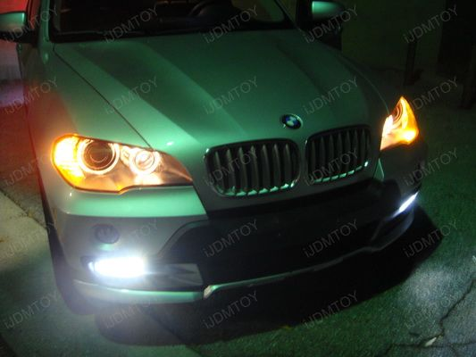BMW - X5 - LED - Daytime - Running - Lights 08